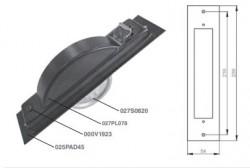 Kit avvolgitore SE per riduttore da 10 metri di cintino
