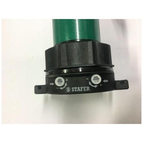 Motori per tapparelle Stafer, serie V6 45/13 finecorsa