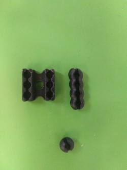 Kit catenella per zanzariera