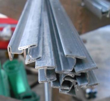 Rinforzo in acciaio